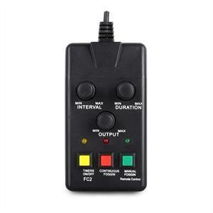Beamz F1500 - Machine à brouillard DMX 1500W 2L