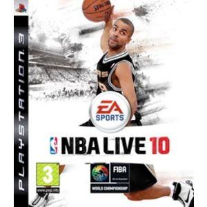 NBA Live 10 [PS3]