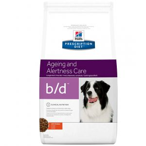 Hill's Prescription Diet b/d canine - Sac 12 kg