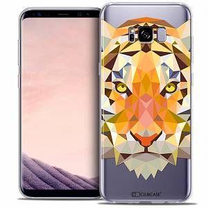 Clubcase Coque Crystal en gel pour Samsung Galaxy S8+ (G955) Extra Fine