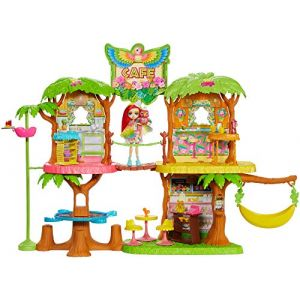 Mattel ENCHANTIMALS - Café Jungle Enchantée