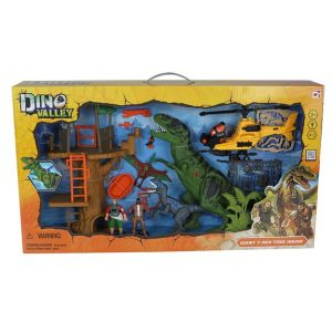 LGRI Coffret Dino Valley - Dino Jungle Attack
