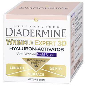 Diadermine Expert 3D Crème Anti Rides Nuit 50 ml