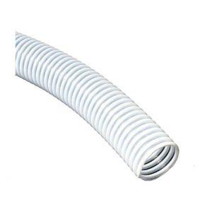 Alfaflex Tuyau plastique armé transparent d'aspiration O102, le metre - TRICOFLEX