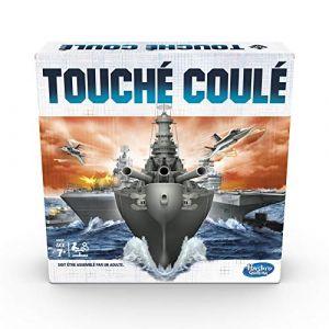 Hasbro Touché-Coulé - Bataille Navale - Jeu de societe de stratégie