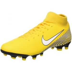 Nike Chaussures de foot Superfly 6 Academy NJR FG/MG Scarpini Calcio Uomo Gialli AO9466