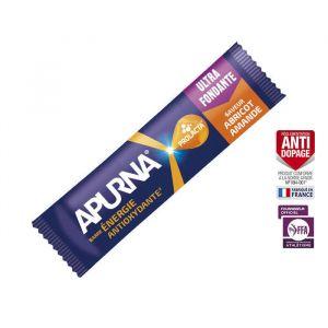 Apurna Barre énergétique fondante abricot 25g