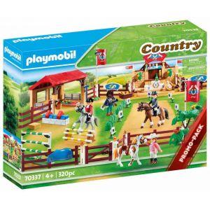 Playmobil Centre d'entraînement pour chevaux - Country - 70337