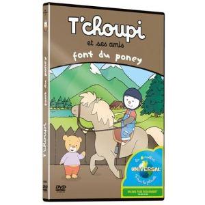 T'choupi et ses amis : Font du poney