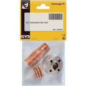 GYS 041240 - Kit de soudage MIG/ MAG sans gaz Ø 0,9