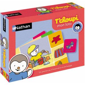 Nathan Mon loto T'choupi