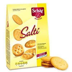 Dr Schär Apero Salti Salés Crackers 175g (6438)
