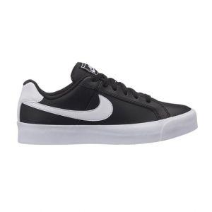 Nike Court Royale AC, Chaussures de Tennis Homme, Noir