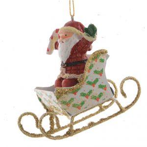 Hubert - Père Noël à suspendre