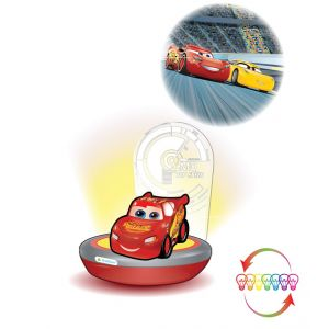 Worlds Apart Veilleuse magique Go Glow Disney Cars