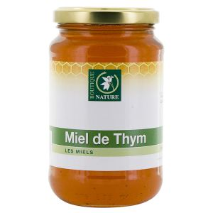 Boutique Nature Miel de thym (500g)
