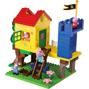 Big PlayBig Bloxx Peppa Pig et la maison arbre