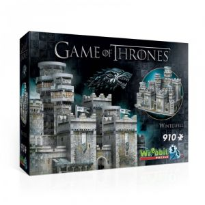 Wrebbit 3D Puzzle 3D - Game of Thrones - Winterfell