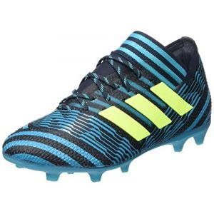 Adidas Nemeziz 17.1 FG, Chaussures de Football Entrainement Mixte Enfant, Bleu