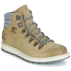 Sorel Boots MADSON HIKER WATERPROOF Beige - Taille 40,41,42,43,44,45,46,47,48