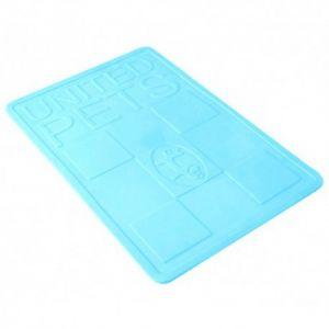 United Pets United Set pour gamelle antidérapant mustafa rectangle bleu clair