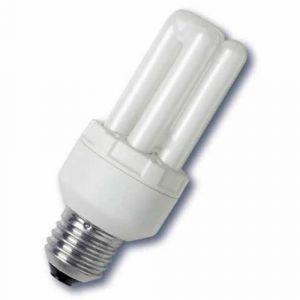 Osram Lampe à économie d'énergie DULUX INTELLIGENT FACILITY FCY, 14 watt W / E27 / 825 (Import Allemagne)