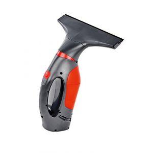 Vileda Windomatic Power laveur de vitres électriques Noir, Rouge 0,1 L, Aspirateur pour fenêtre