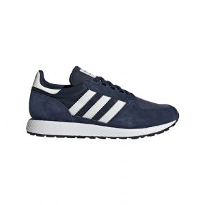 Adidas Forest Grove chaussures bleu T. 40,0
