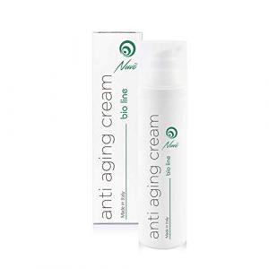 Nuvò cosmetic Anti aging cream bio line