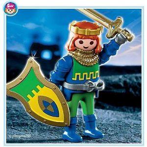Playmobil 4643 - Les Chevaliers : Prince, bouclier et épée