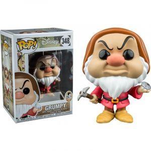 Funko Figurine Disney - Snow White Grumpy With Diamond Pick Exclusive Pop 10cm