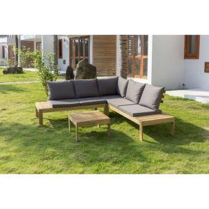 Canape de jardin acacia - Comparer 141 offres
