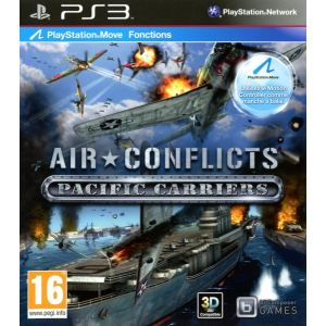 Air Conflicts : Pacific Carriers [PS3]