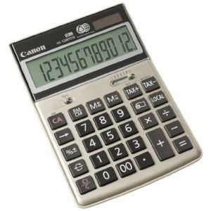 Canon HS-1200TCG - Calculatrice de bureau écologique