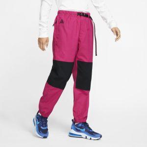 Nike Pantalon de randonnée ACG pour Homme - Rouge - Taille 2XL - Male