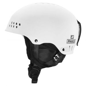 K2 Sports Casques Phase Pro - White - Taille 51-55 cm