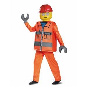 Déguisement luxe ouvrier de chantier L enfant 7 -