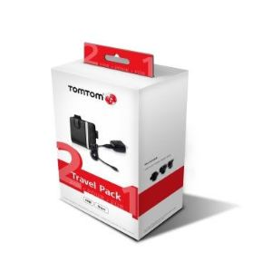 TomTom 9UEF.001.03 - Chargeur secteur universel pour GPS One / Start