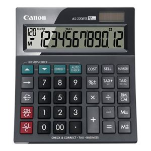 Canon AS-220RTS - Calculatrice de bureau