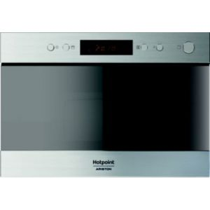 Hotpoint MN212IX HA - Micro-ondes encastrable 750 Watts
