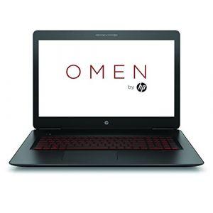 """HP Omen 17-w001ns-17,3"""" avec Core i7-6700HQ 2,6 GHz"""