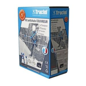 Tractel Kit antichute couvreur