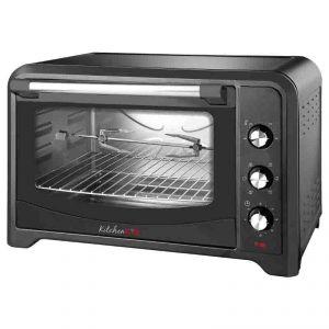 kitchencook ot60 mini four grill chaleur tournante 60 l comparer avec. Black Bedroom Furniture Sets. Home Design Ideas