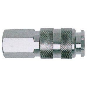 Mecafer Coupleur universel rapide métal - 3/8 F