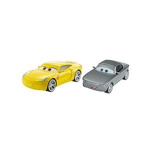 Mattel 2 véhicules Cars 3 : Cruz Ramirez et Sterling