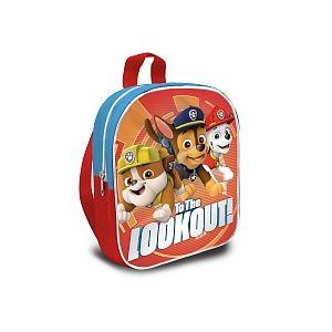 Kids Euroswan Mini sac à dos Pat' Patrouille rouge