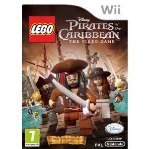 LEGO Pirates des Caraïbes : Le Jeu Vidéo [Wii]