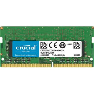 Crucial for Mac SO-DIMM DDR4 8 Go 2400 MHz CL17