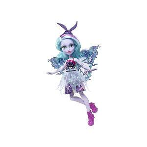 Image de Mattel Poupée Monster High Jardin Créature Volante Twla