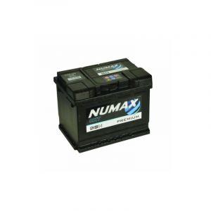 Numax Batterie de démarrage Premium LB2G 078 12V 60Ah / 500A